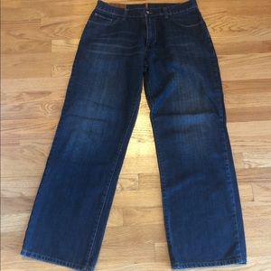 Timberland men's relaxed cut jeans 34x32